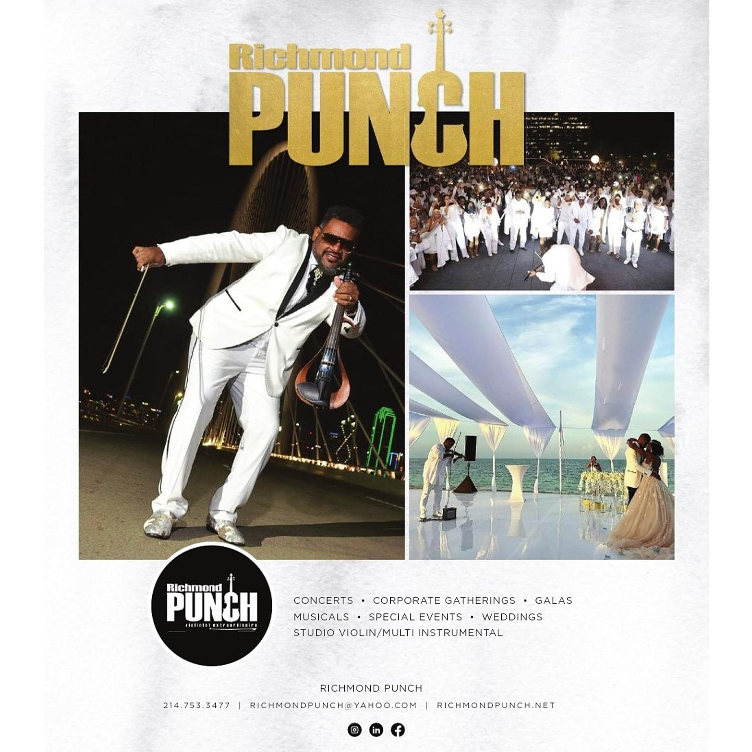 Richmond Punch Tour Page 5
